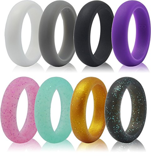 Medical Grade Comfort Band Rubber Ring For Yoga Crossfit Weight Lifting Training