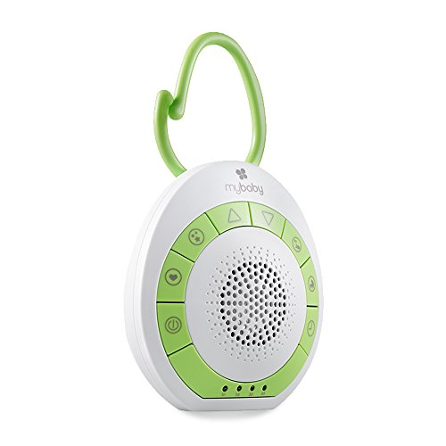 White Noise Machine For Babies 6 Soothing Lullabies For