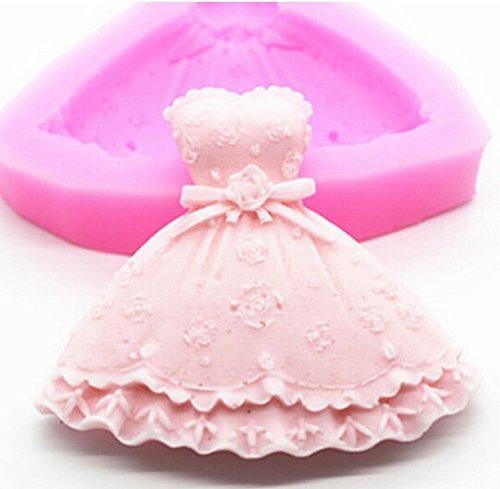 Flower Cake Mold Silicone Cherry Blossom Fondant Use For Sugarcraft Baking Paste